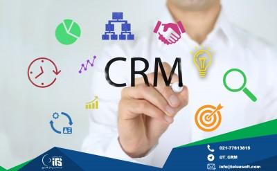 عوامل اصلی در موفقیت  و یا شکست پروژه های CRM در شرکتها