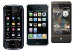 دهه گوشی های هوشمند
