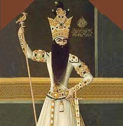 فتحعلي شاه و ملك الشعرا