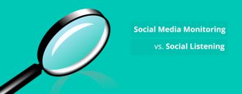 تفاوت میان Social Listening و Social Media Monitoring