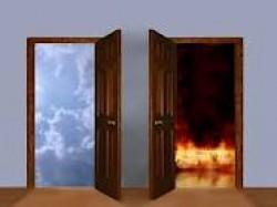 دوست دارم بدانم بهشت و جهنم چه شکلی هستند؟