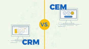 تفاوت CRM و CEM چیست؟