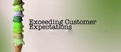 The importance of exceeding customer expectations