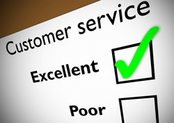 Developing a customer service program