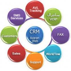 نرم فزار CRM