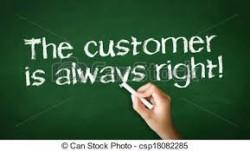 چرا همیشه حق با مشتری است ؟
