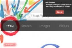 گوگل پلاس به رکورد ۶۲ میلیون کاربر رسید