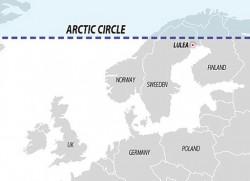دیتاسنتر جدید فیس بوک در نزدیکی قطب شمال ساخته می شود