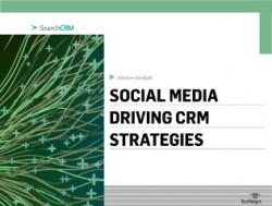 CRM guide: How social is changing the strategy