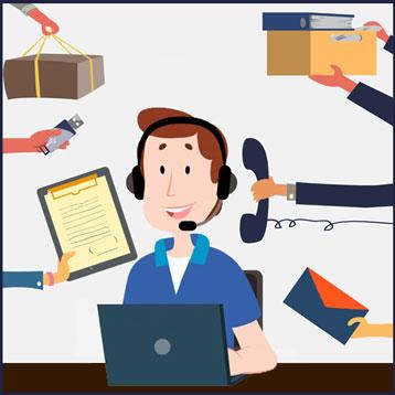 سوابق و ارتباطات مشتریان