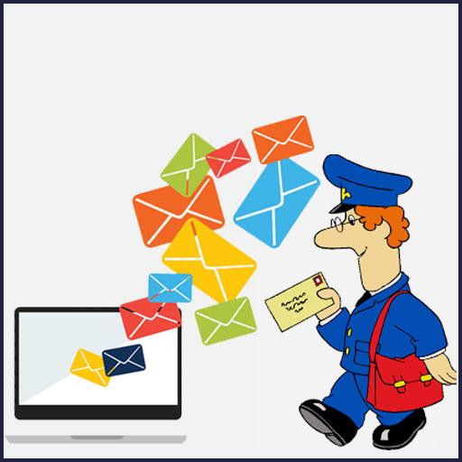 مدیریت ارسال نامه
