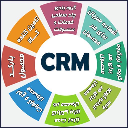 محصولات و خدمات نرم افزار CRM